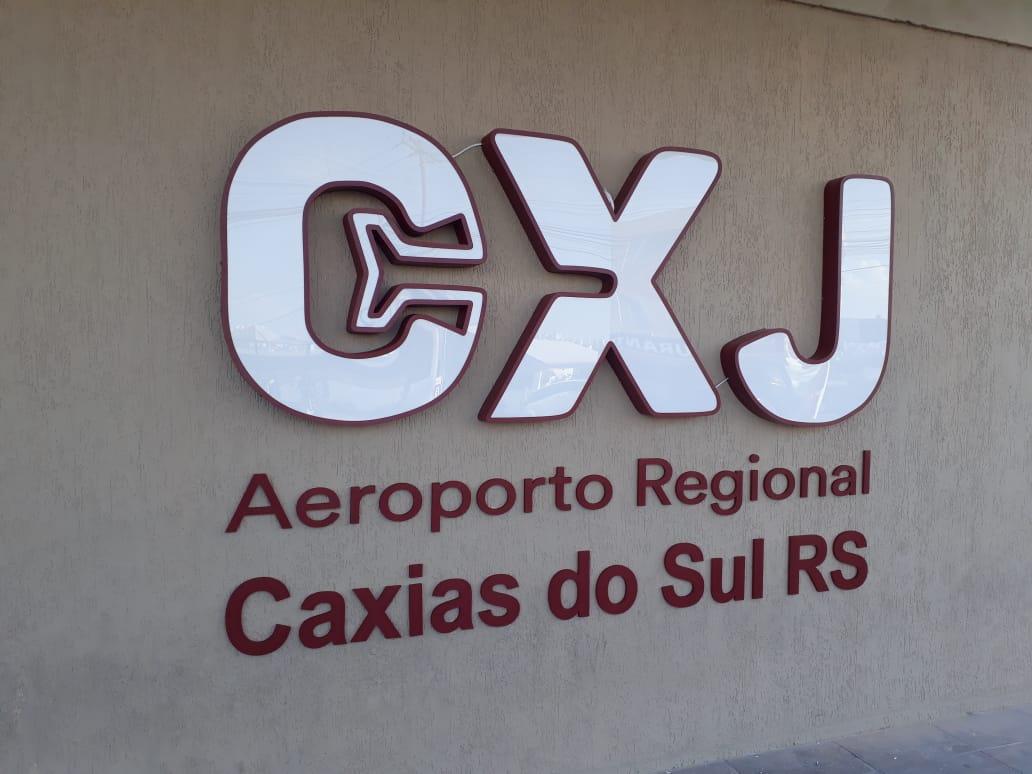 aeroporto de caxias do sul